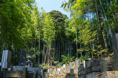 Japanese Cemetery Stock Photos