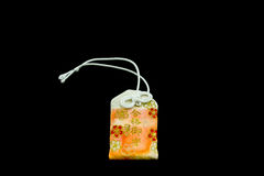 Japanese charms commonly sold at religious sites Shinto and Budd Stock Photo
