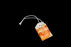Japanese charms commonly sold at religious sites Shinto and Budd Royalty Free Stock Photography