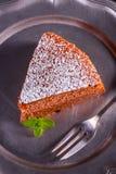 Japanese Cheesecake Royalty Free Stock Image