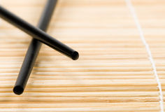 Japanese chop sticks Royalty Free Stock Image