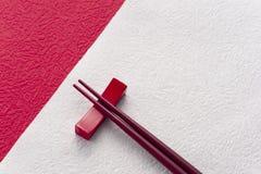 Japanese chopsticks Stock Photography