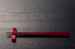 Japanese chopsticks Royalty Free Stock Images