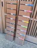 Japanese chopsticks Royalty Free Stock Photo