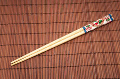 Japanese chopsticks Stock Photos