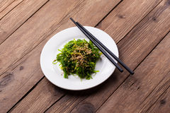 Japanese Chuka Wakame Stock Images