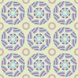 Japanese Circle Pattern Royalty Free Stock Photo