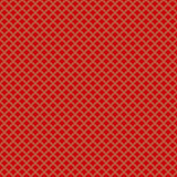 Japanese classic red seamless pattern. Japanese classic red and gold seamless pattern, traditional asian fabric festive design, vector illustration, bright Royalty Free Stock Image