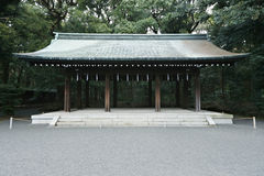 Japanese classical Attractions Royalty Free Stock Images