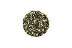 Japanese coarse tea Stock Images