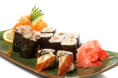 Japanese cookery Stock Images