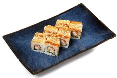Japanese cookery Royalty Free Stock Photography