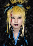 Japanese cosplay fan in harajuku tokyo japan Stock Photos