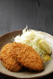 Japanese Croquette Royalty Free Stock Photo