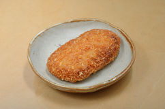 Japanese croquette Stock Photography