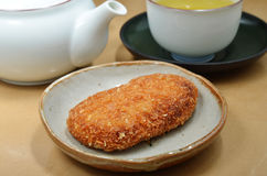 Japanese croquette Stock Images