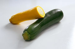 Japanese cucumber Stock Photo