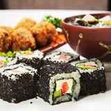 Japanese Cuisine Royalty Free Stock Photo
