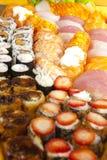 Japanese cuisine Royalty Free Stock Photos