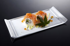 Japanese Cuisine Royalty Free Stock Photography