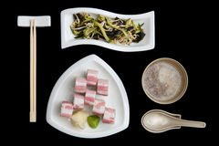 Japanese Cuisine Royalty Free Stock Images