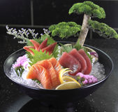 Japanese cuisine. Asian cuisine Royalty Free Stock Image
