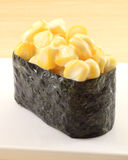 Japanese cuisine. Asian cuisine Stock Image