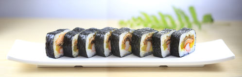 Japanese cuisine. Asian cuisine Stock Photography