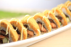Japanese cuisine. Asian cuisine Stock Photo