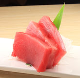 Japanese cuisine. Asian health food,sushi,The plate,sashimi,Rice balls,tuna,salmon,eat Royalty Free Stock Image