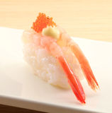 Japanese cuisine. Asian health food,sushi,The plate,sashimi,Rice balls,tuna,salmon,eat Royalty Free Stock Photos