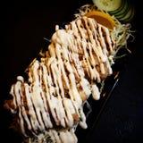 Chicken Karaage stock image