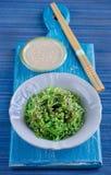 Japanese cuisine-chuka salad Stock Photography