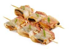 Japanese Cuisine - Conger Royalty Free Stock Image