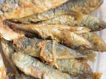 Japanese cuisine, fried fish marinade called Aji No Namban Royalty Free Stock Photography