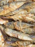 Japanese cuisine, fried fish marinade called Aji No Namban Royalty Free Stock Image