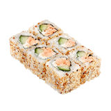 Japanese cuisine. Maki sushi. Stock Photos