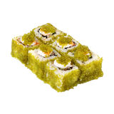 Japanese cuisine. Maki sushi. Royalty Free Stock Photography
