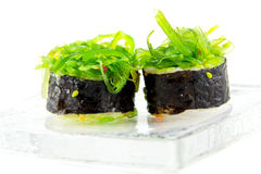 Japanese Cuisine maki sushi Stock Photography