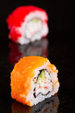 Japanese cuisine restaurant sushi Royalty Free Stock Images