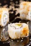 Japanese cuisine restaurant sushi Royalty Free Stock Image