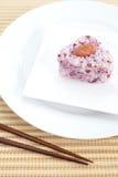 Japanese cuisine, rice ball Onigiri Stock Images