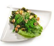 Japanese Cuisine - Seaweed Salad Stock Images