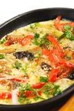 Japanese Cuisine - Smoked Sea Eel Royalty Free Stock Image