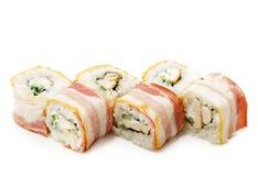 Japanese Cuisine - Sushi Stock Images