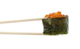 Japanese cuisine. Sushi. Stock Photo