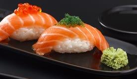 Japanese cuisine. Sushi. Royalty Free Stock Image