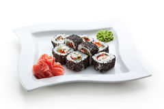 Japanese Cuisine - Sushi Stock Photos