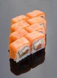 Japanese cuisine. Sushi. Royalty Free Stock Images