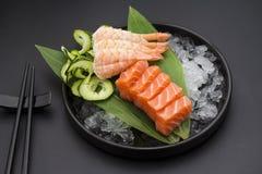 Japanese cuisine. Sushi. Stock Images